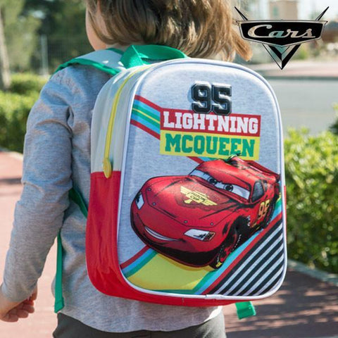 Image of Cars 3D School Bag-Universal Store London™