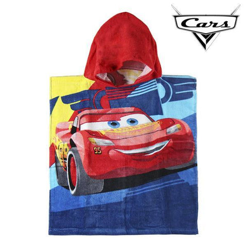 Image of Cars Hooded Poncho Towel-Universal Store London™