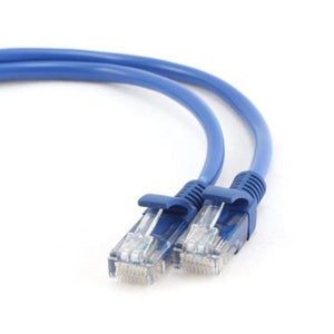 CAT 5e UTP Cable iggual IGG311066 0,25 m Blue-Universal Store London™
