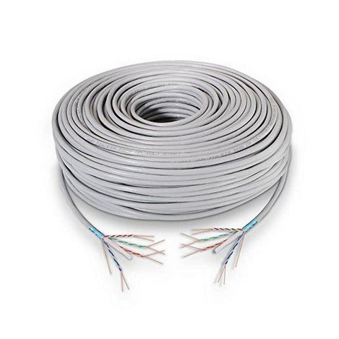 Image of Category 6 Hard FTP RJ45 Cable NANOCABLE 10.20.0902 100 m-Universal Store London™