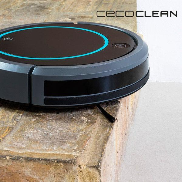 Cecoclean 5028 Smart Robot Vacuum Cleaner-Universal Store London™