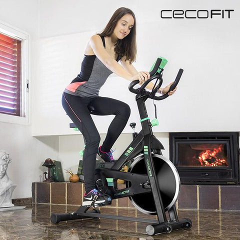 Cecofit Power Active 7018 Exercise Bike-Universal Store London™