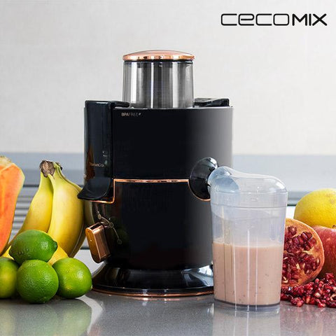 Cecomix Extreme 4081 650W Compact Juicer-Universal Store London™