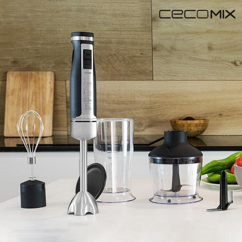 Cecomix Gear Pro 4065 1500W Hand-held Mixer-Universal Store London™