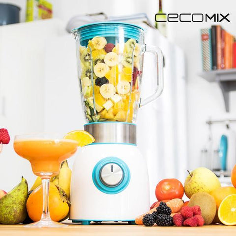 Cecomix Power Titanium 1000 Jug Blender-Universal Store London™