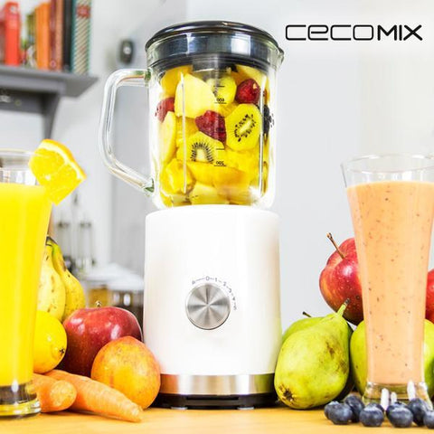 Cecomix Power Titanium 850 Jug Blender-Universal Store London™