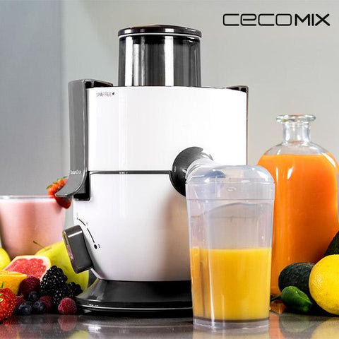 Cecomix Strong 4080 650W Centrifugal Juicer-Universal Store London™