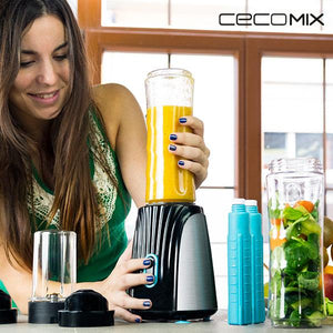 Cecomix Titanium Two 4066 350W Blender-Universal Store London™