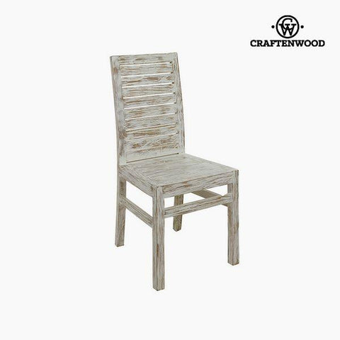 Image of Chair Mindi wood (46 x 50 x 100 cm) by Craftenwood-Universal Store London™