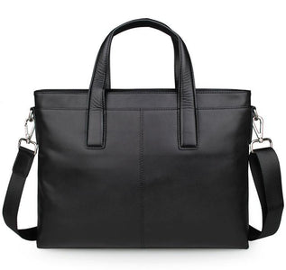 Chancery Leather Briefcase Laptop Bag-Universal Store London™