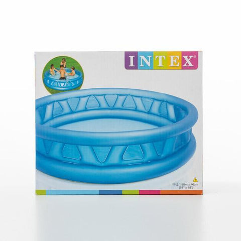 Image of Children's Inflatable Paddling Pool Intex (Ø 188 cm)-Universal Store London™