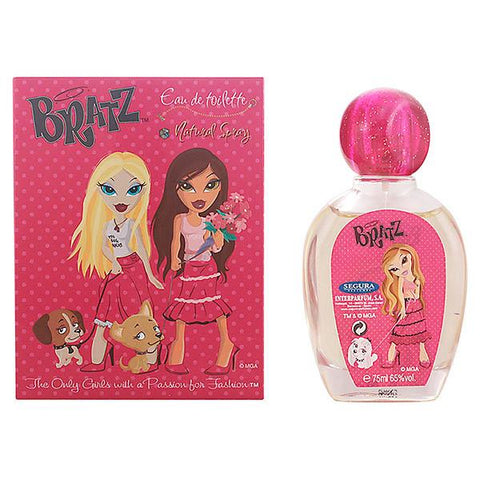 Image of Children's Perfume Bratz Pampered Pupcs Cartoon EDC-Universal Store London™