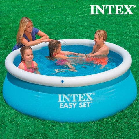 Image of Circular Pool without Treatment System Intex-Universal Store London™