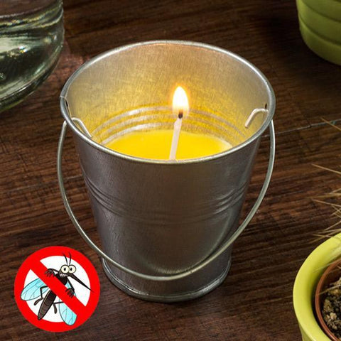 Citronella Bucket Candle-Universal Store London™