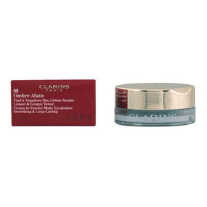 Clarins - OMBRE MATTE 08-heather 7 gr-Universal Store London™