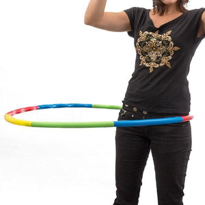 Collapsible Hula-Hoop for Fitness-Universal Store London™