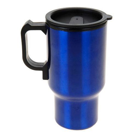 Coloured Thermal Travel Mug 500 ml-Universal Store London™