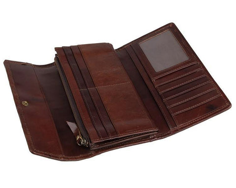 Image of Continental Leather Purse - 2-Universal Store London™