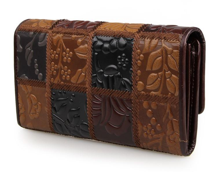 Continental Leather Purse-Universal Store London™