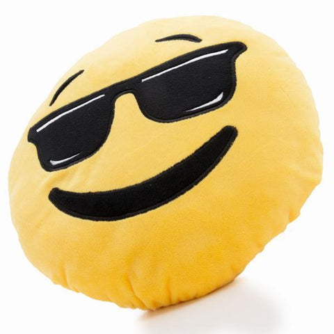 Cool Emoji Cushion-Universal Store London™