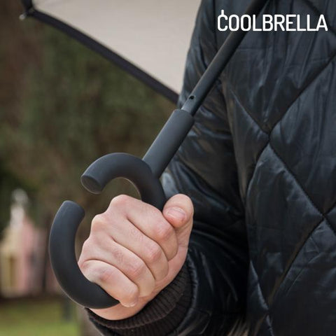 Coolbrella Reverse Folding Umbrella-Universal Store London™