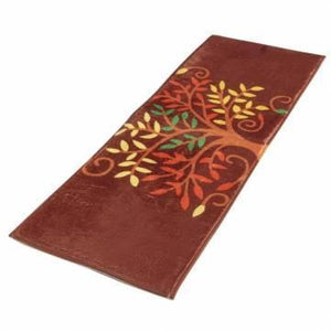 Coral Velvet Floor Mat Absorbent Bath Rug Anti Slip Carpet 120x45cm-Universal Store London™