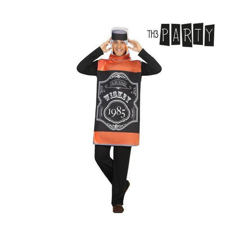 Costume for Adults Th3 Party 2023 Whisky bottle-Universal Store London™