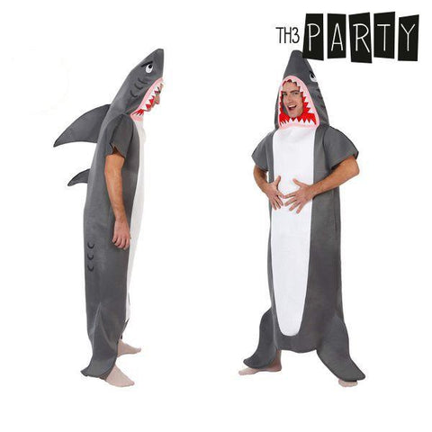 Costume for Adults Th3 Party 2182 Shark-Universal Store London™