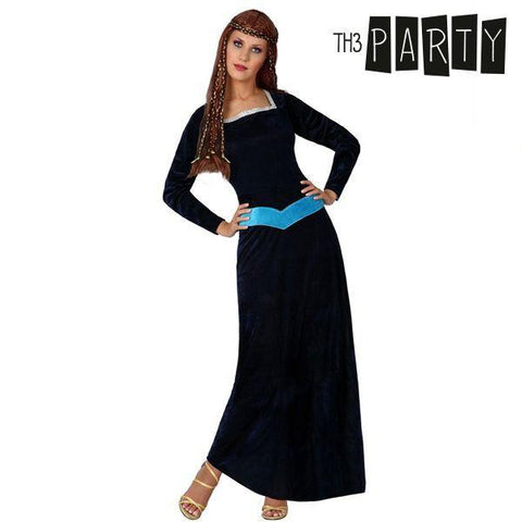 Image of Costume for Adults Th3 Party 346 Medieval lady-Universal Store London™