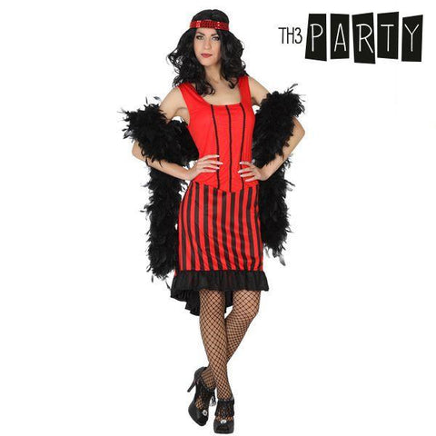 Image of Costume for Adults Th3 Party 4399 Cabaret dancer-Universal Store London™