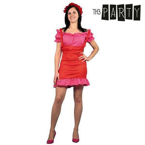 Costume for Adults Th3 Party 7626 Sexy strawberry-Universal Store London™