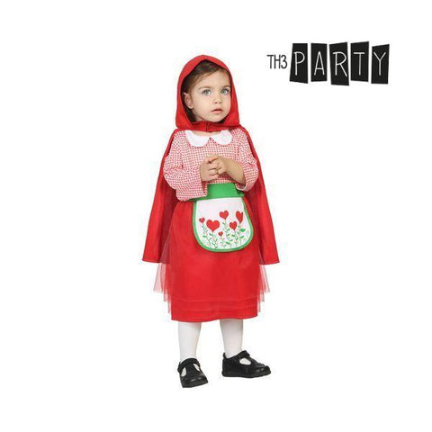 Costume for Babies Th3 Party 4103 Little red riding hood-Universal Store London™