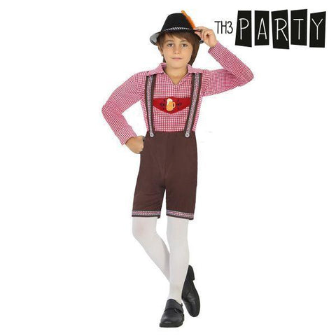 Costume for Children Th3 Party German man-Universal Store London™