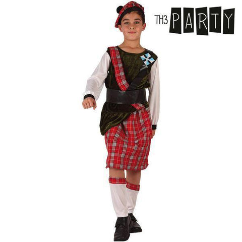 Costume for Children Th3 Party Scottish man-Universal Store London™