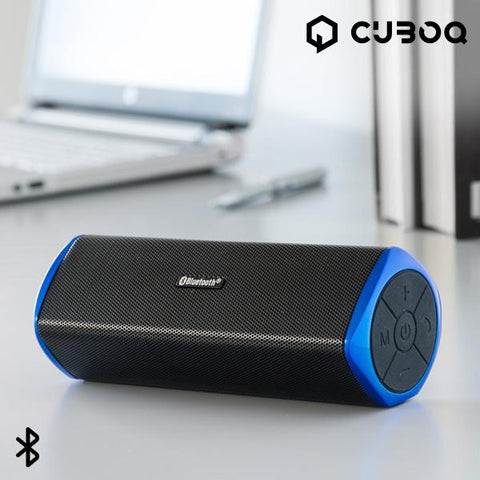 CuboQ Power Bank Bluetooth Speaker-Universal Store London™