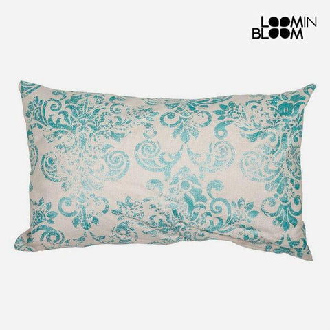 Image of Cushion Green (30 x 50 cm) - Cities Collection by Loom In Bloom-Universal Store London™
