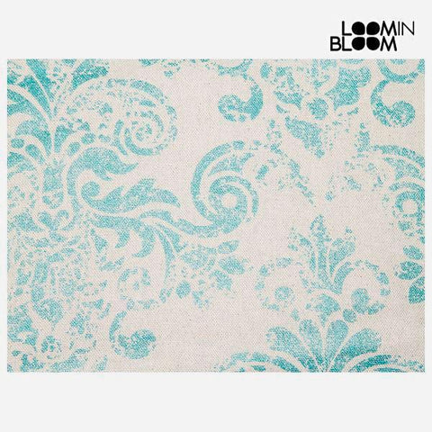Image of Cushion Green (60 x 60 cm) - Cities Collection by Loom In Bloom-Universal Store London™