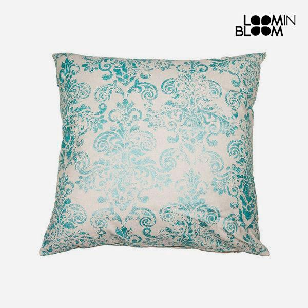 Cushion Green (60 x 60 cm) - Cities Collection by Loom In Bloom-Universal Store London™