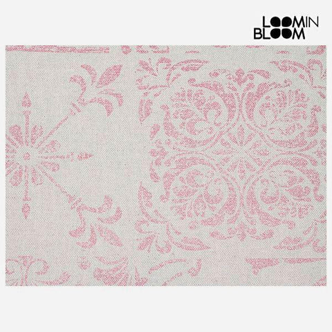 Image of Cushion Pink (30 x 50 cm) - Queen Deco Collection by Loom In Bloom-Universal Store London™