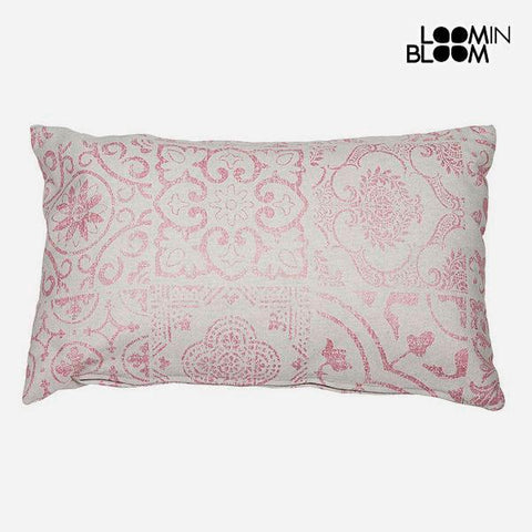 Cushion Pink (30 x 50 cm) - Queen Deco Collection by Loom In Bloom-Universal Store London™