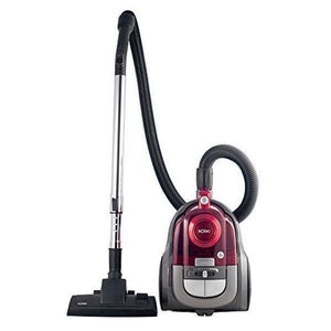 Cyclonic Vacuum Cleaner Solac Apollo Compact 2,5 L 600W 70 dB (A) Black Pink-Universal Store London™