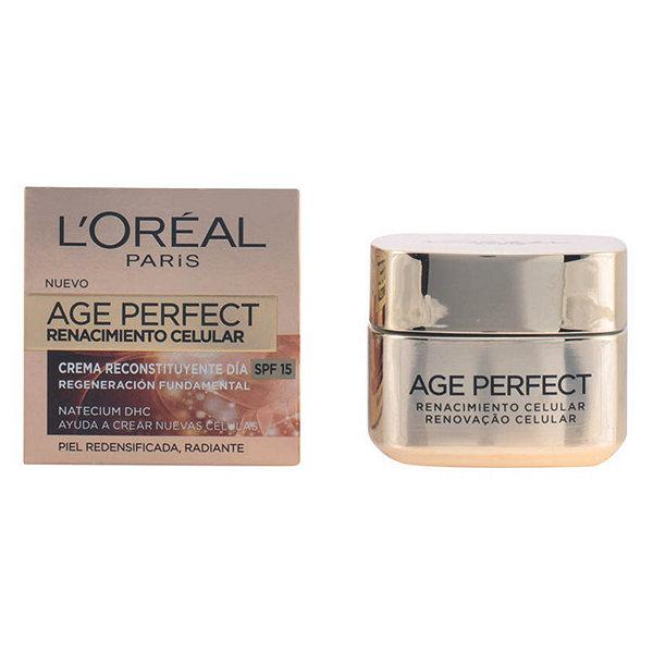 Day Cream Age Perfect L'Oreal Make Up-Universal Store London™