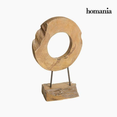 Decorative Figure Wood - Autumn Collection by Homania-Universal Store London™