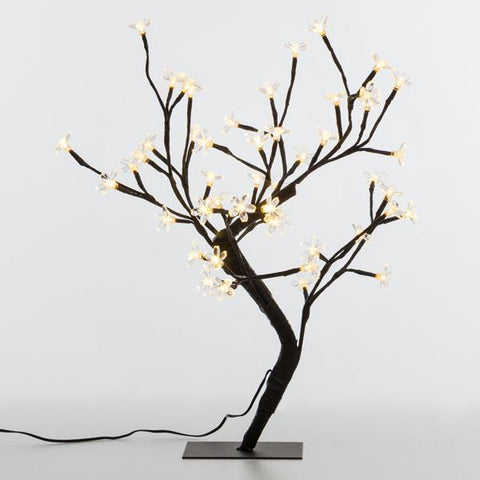 Image of Decorative Tree with Flowers (48 LED)-Universal Store London™