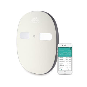 Digoo DG-SO38H 180Kg Smart LED Bluetooth Large Body Fat Scale Composition Monitor Get Fit App-Universal Store London™