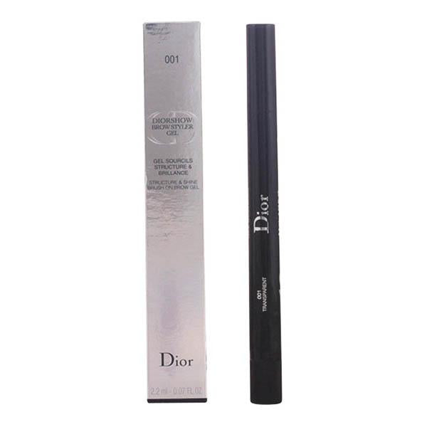 Dior - DIORSHOW brow styler gel 001-transparent 2,2 ml-Universal Store London™
