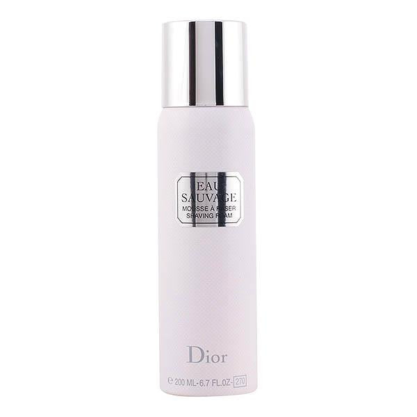 Dior - EAU SAUVAGE shaving foam 200 ml-Universal Store London™