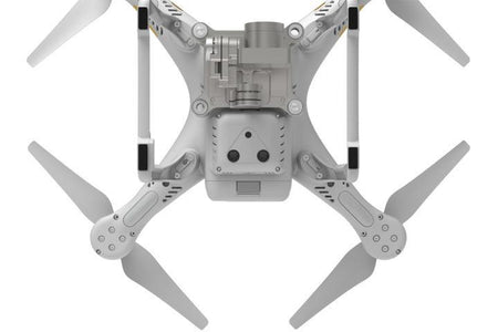 DJI Phantom 3 Professional Quadcopter with 4K Camera and 3-Axis Gimbal-Universal Store London™