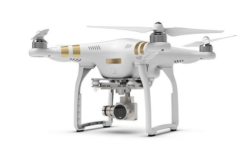 Image of DJI Phantom 3 Professional Quadcopter with 4K Camera and 3-Axis Gimbal-Universal Store London™