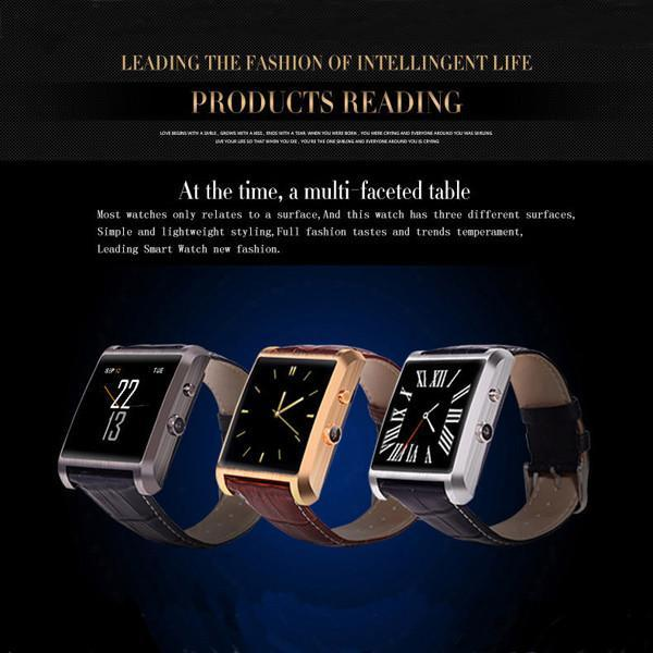DM08 MT2505A-ARM7 1.54Inch TFT Display Smartwatch-Universal Store London™